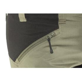 Lundhags Makke Spodnie długie Kobiety czarny/oliwkowy